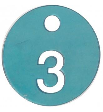 Nummerbrik nr. 3