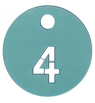 Nummerbrik nr. 4