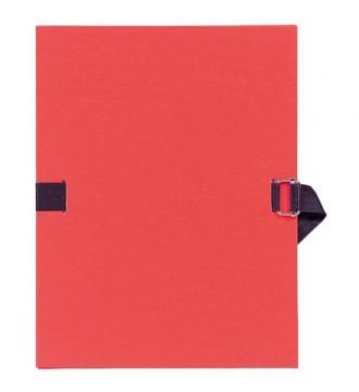 Mappe rød