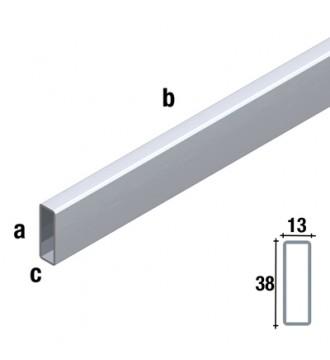 Dekostang til ophæng i 60 og 120 cm længde - QUATRO LINE inventarsystem - butiksinventar - www.boxel.dk