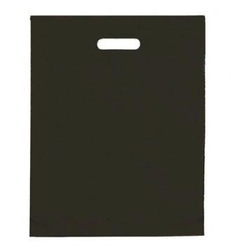 Sort plastikpose 50x5x50 cm