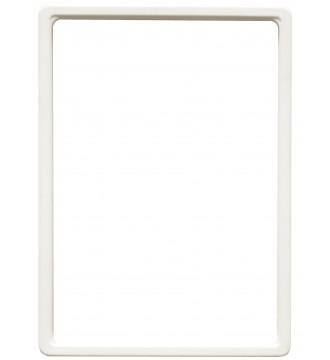 A3 Skilteholder hvid