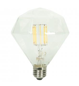 LED Globe E27 6W 250lm 2000K