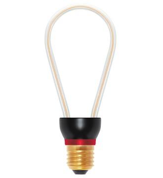 LED E27 8W Art Globe 2200K