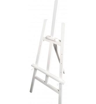 Staffeli - hvid
