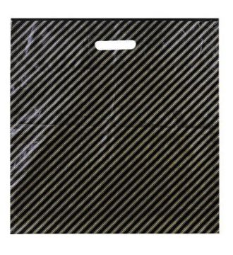 Plastikpose med print 50x5x50 cm