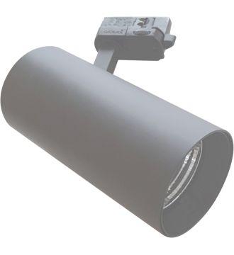T-spot LED spot 31W - silver 40 graders spredning