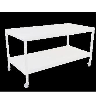 Salgsbord 160 cm, med 1 hylde
