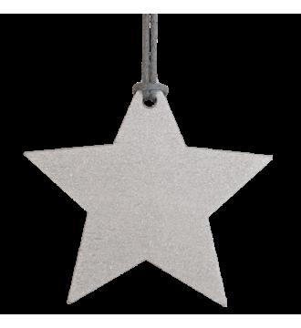 Gavemærke. stjerne.100 stk. Guld