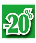 Rabatserie 20%