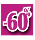 Rabatserie 60%